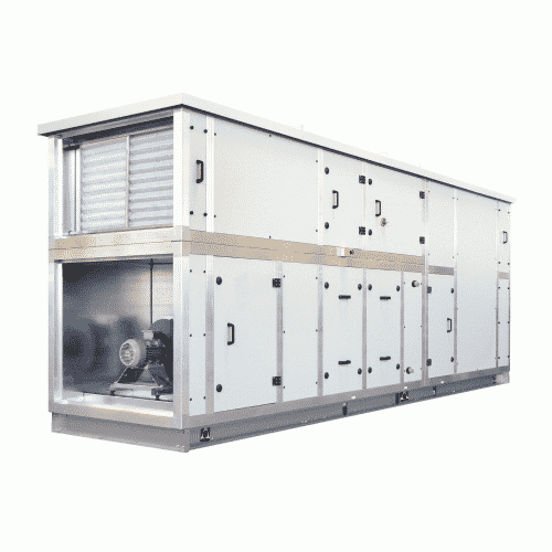 Центральные вентиляционные установки